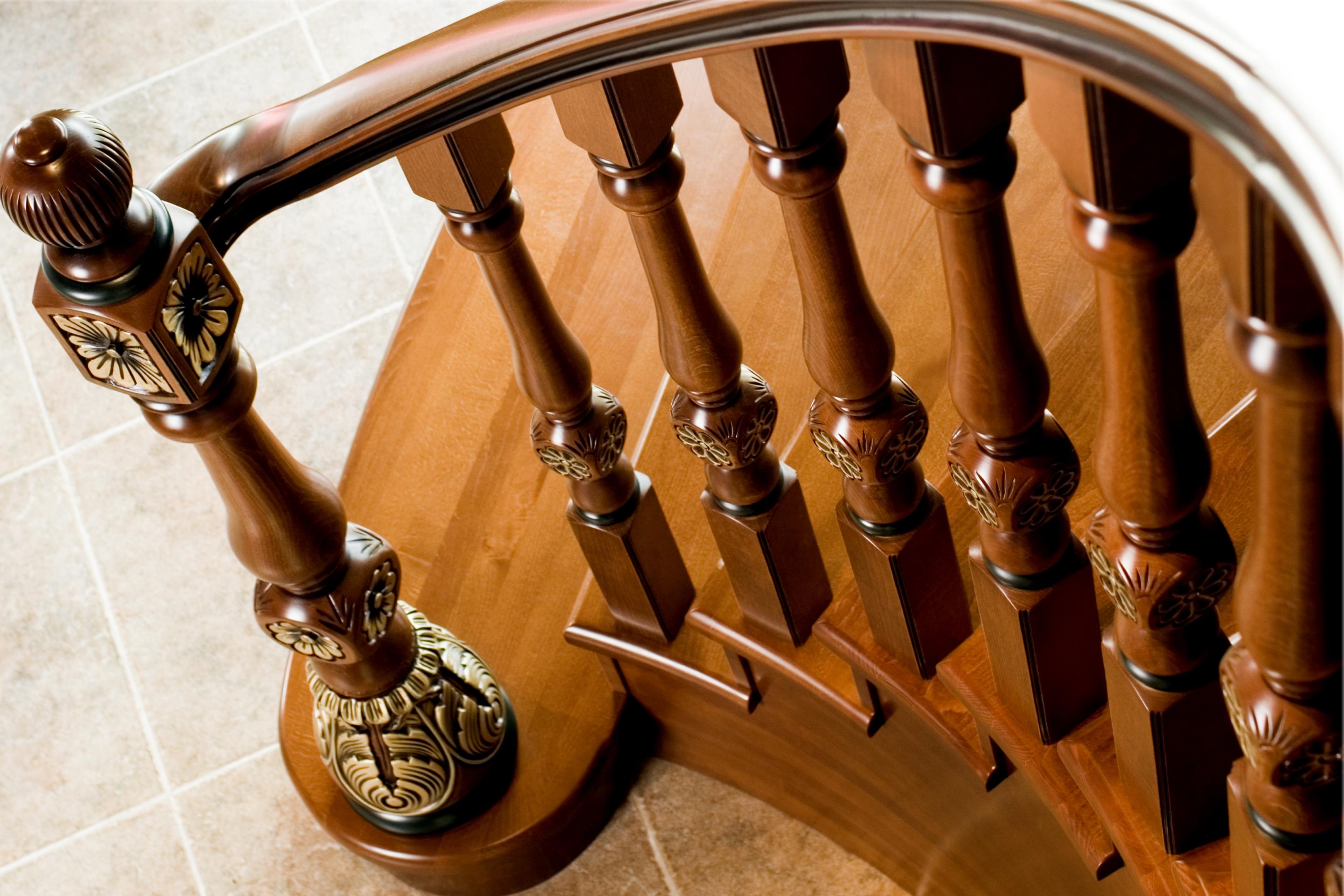 木楼梯的维护和保养