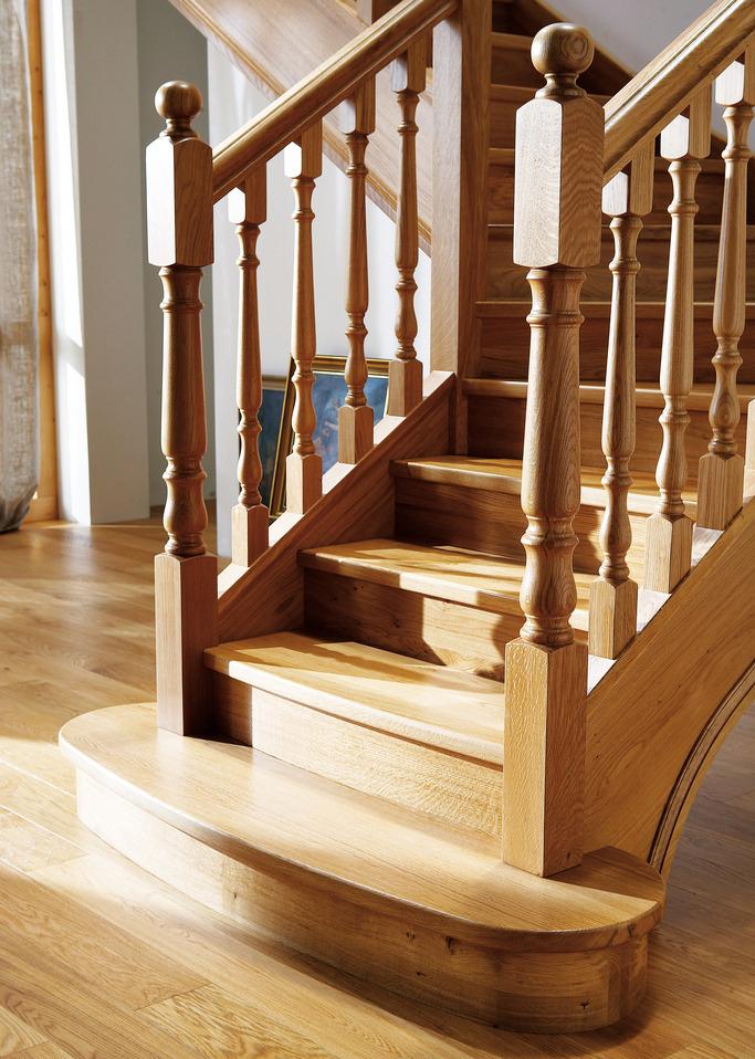 实木楼梯的特性